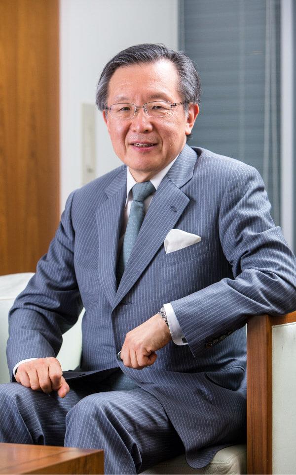 湖山医療福祉グループ 代表 湖山泰成